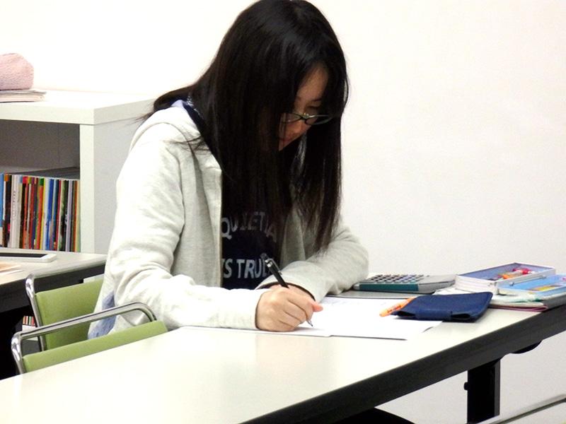 経理事務コース:学習の様子