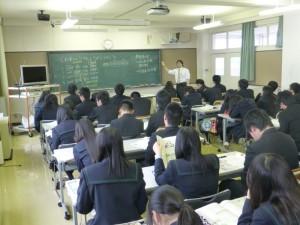 青森中央経理専門学校 出前講座2