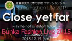 Bunka Fashion Live2015