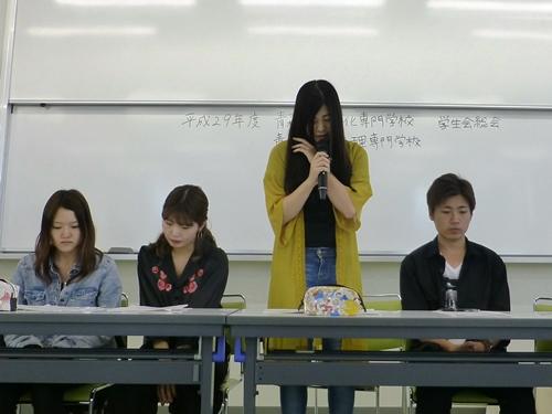 学生会総会03