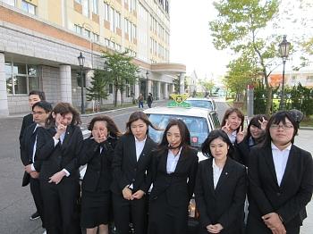 平成30年度 企業見学会を実施しました(12/1)